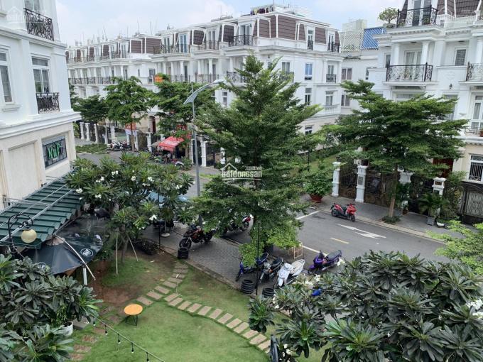 Cho thuê nhà khu biệt thự Phan Văn Trị khu đẹp P7, Gò Vấp ảnh 0