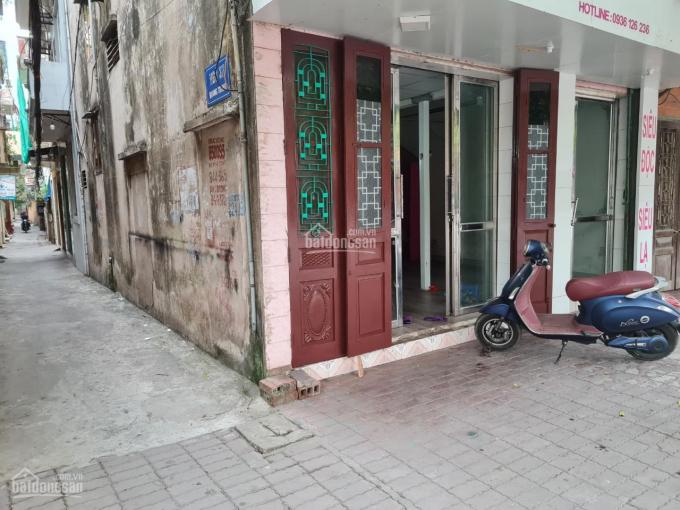 Chuyển nơi ở, chính chủ cần bán nhà mặt tiền đường Quang Trung 57m2, mặt đường 5,6m ảnh 0
