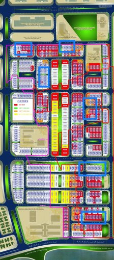 Bán 5 suất ngoại giao dãy L2 95m2 và L5-L6-L7 DT 93,8m2 đẹp nhất DA Louis Hoàng Mai giá 116triệu/m2 ảnh 0