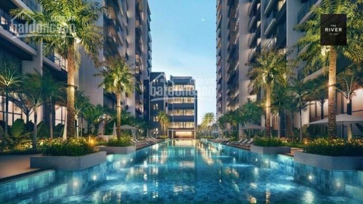 Pool villas trực diện sông cuối cùng The River Thủ Thiêm, cực hấp dẫn 58 tỷ. LH PKD 0938798965 ảnh 0