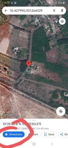 Bán đất trang trại 2 mặt tiền tại Phước Hải, Bà Rịa Vũng Tàu ảnh 0