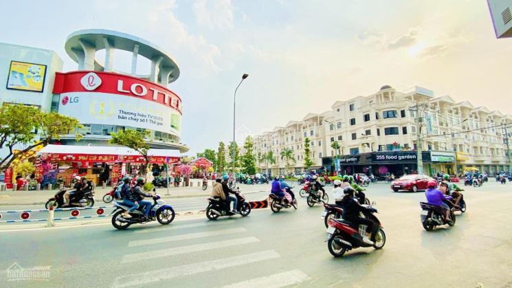 Nhà 2 mặt tiền - đối diện siêu thị Lotte Mart, biệt thự City Land Gò Vấp ảnh 0