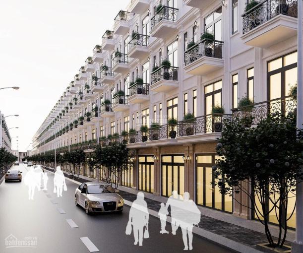 Villa cao cấp mặt tiền Nguyễn Sơn tiện ở lợi kinh doanh ảnh 0