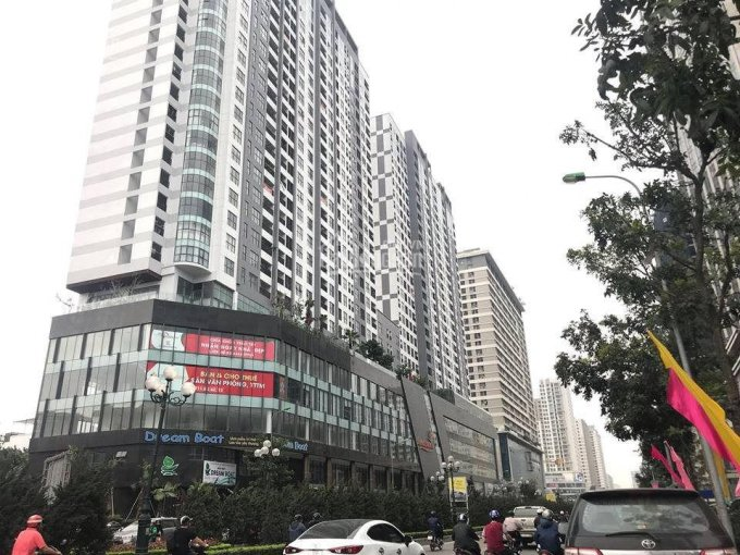 Cho thuê mặt bằng kinh doanh tầng 1,2 DT 250m2 tại Golden Palm, Lê Văn Lương, HN. LH 0974436640 ảnh 0