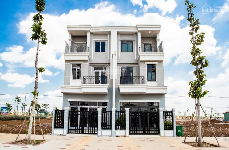 Bán nhà 1T, 2L mặt tiền Phú Hưng - góp dài hạn giá gốc chủ đầu tư ảnh 0