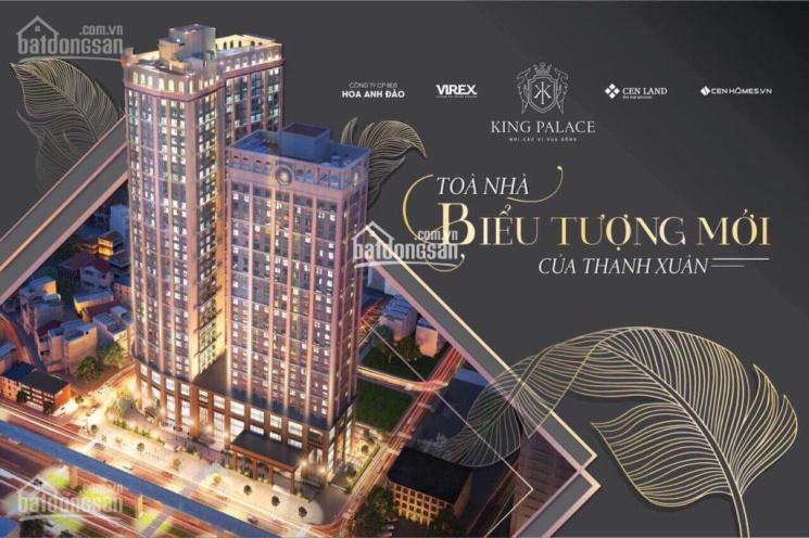 Chỉ hơn 4 tỷ sở hữu căn 3PN 2 tại King Palace 108 Nguyễn Trãi, full nội thất. LH 0899956798 ảnh 0