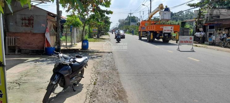 Bán đất mặt tiền đường DH 609, xã Phú An, Bến Cát, Bình Dương diện tích 10 x 50m ảnh 0