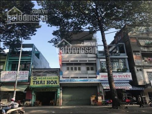 Cho thuê mặt tiền Ngô Gia Tự, Q10 gần vòng xoay Nguyễn Tri Phương 4x18m 3 tầng ảnh 0