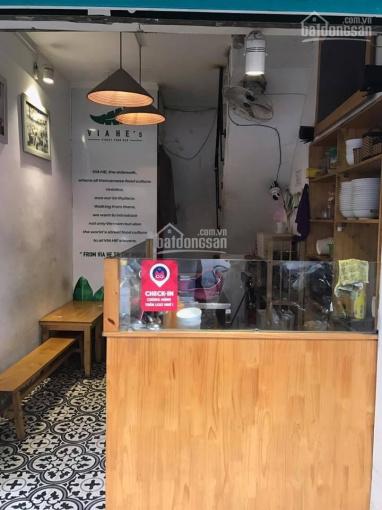 Cho thuê nhà 47A Trần Hưng Đạo, Hoàn Kiếm, nhà 2T, tổng diện tích 23m2, mặt tiền 2,8m ảnh 0