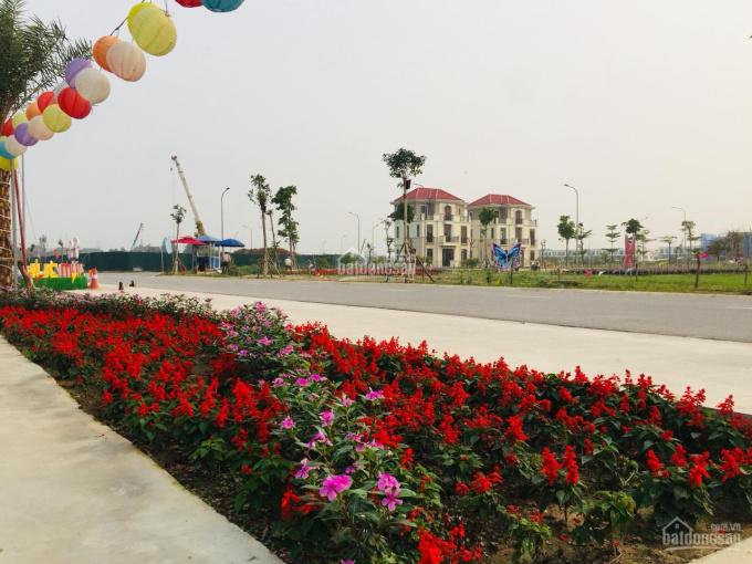 Chỉ với 5 tỷ đã mua được biệt thự Centa phố chuyên gia một bước chân về Hà Nội Thủ Đô ảnh 0