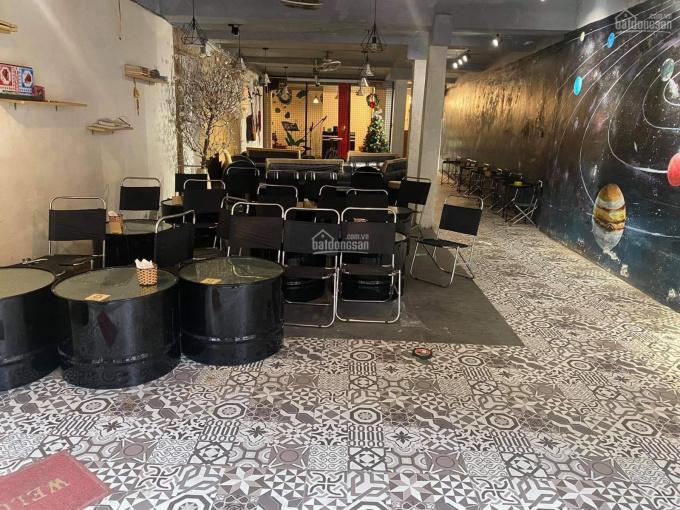 Chính chủ sang nhượng quán cafe phố Tạ Quang Bửu, 140m2 - mặt tiền: 5.5m. Giá thuê chỉ 25 triệu ảnh 0