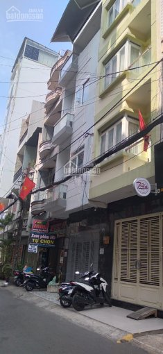 Bán nhà hẻm xe hơi Nguyễn Giản Thanh, P15, Q10. 60m2, 1 trệt 3 lầu nhà đẹp chỉ 12.5 tỷ ảnh 0