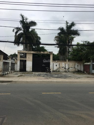 Cho thuê mặt bằng đường Nguyễn Bình, Nhà Bè, diện tích 7x25m, có nhà ở ảnh 0