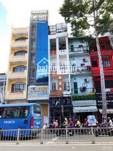 Bán nhà mặt tiền Nguyễn Tri Phương, Q5, DT: 4x25m 4 lầu vị trí đẹp ngay nhà hàng Biển Dương ảnh 0