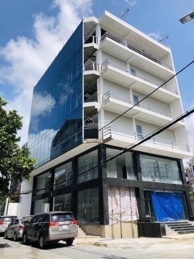 Bán tòa nhà mặt tiền đường P.Thạnh Mỹ Lợi TP. Thủ Đức, DT: 10x20m - Hầm 7 lầu, thu nhập cao - 33 tỷ ảnh 0