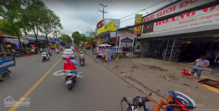 Nhà MTKD đường Phạm Hùng, 1 trệt 2PN 2WC, diện tích 10 x 27m, giá 40 triệu/tháng ảnh 0