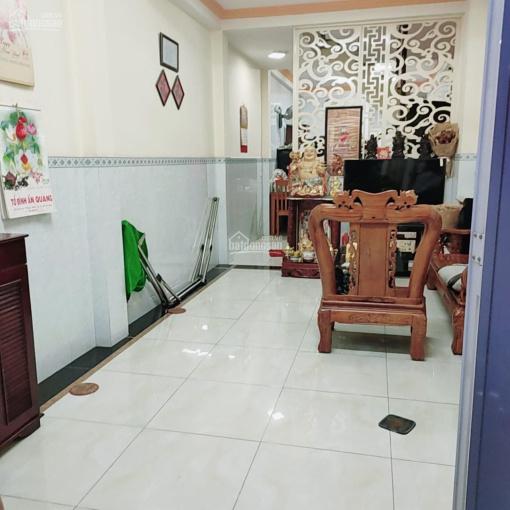 Bán nhà đẹp 3 lầu sát chợ Hồ Trọng Quý khu Cư Xá Phú Lâm D Q. 6 ảnh 0