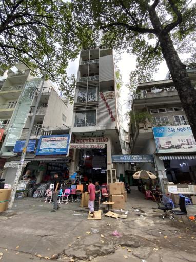 Bán nhà mặt tiền Nguyễn Chí Thanh Q. 5, ngay bệnh viện Chợ Rẫy, giá rẻ nhất khu vực ảnh 0
