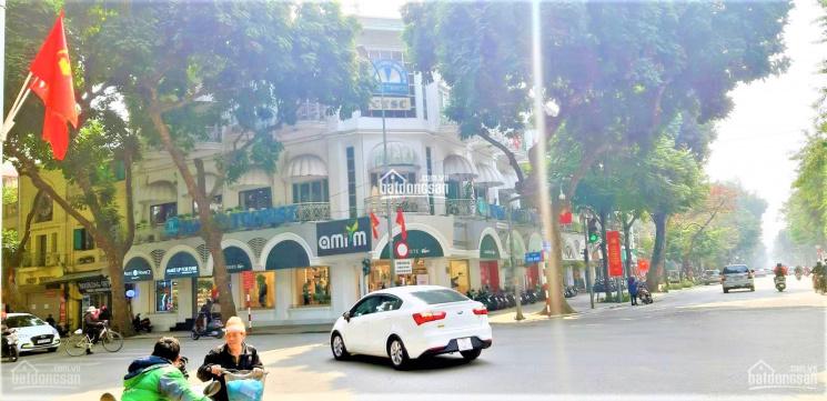 Bán nhà mặt phố Trần Nhân Tông 3 tầng 150m2, lô góc, kinh doanh đỉnh cao, giá mềm 105 tỷ có TL ảnh 0