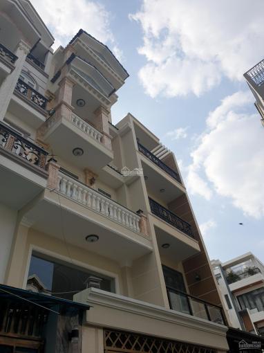 Chính chủ cần bán gấp nhà đường Lê Văn Huân, phường 13, Tân Bình, nhà 4 lầu mới vào ở liền ảnh 0