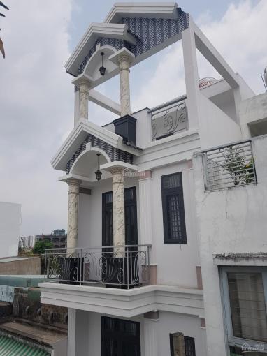 Bán nhà xây mới hẻm 5m Tân Hoà Đông giáp Quận 6 ảnh 0