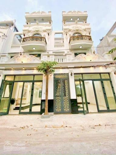 Biệt thự đường Huỳnh Tấn Phát khu Green Riverside DT 300m2, 3 lầu, 4PN, nội thất mới, giá 7.2 tỷ ảnh 0