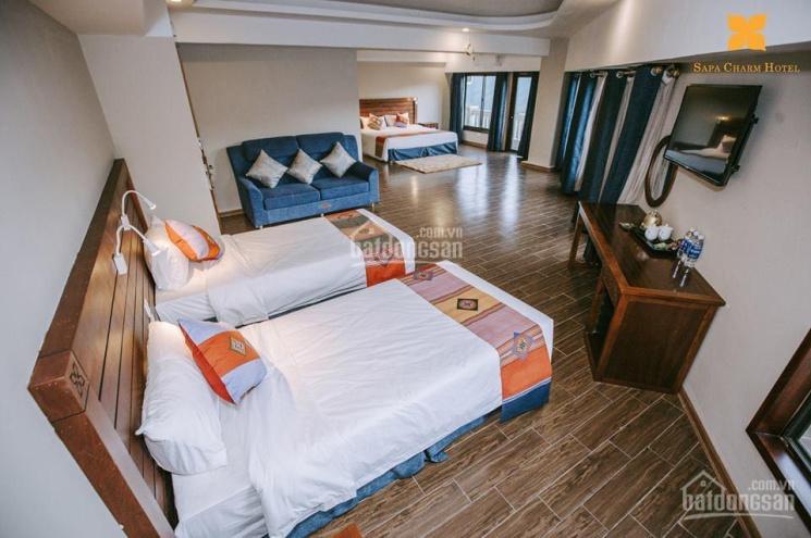 Bán khách sạn 4 sao Sapa 12 tầng, 150phòng trung tâm thị xã Sapa ảnh 0