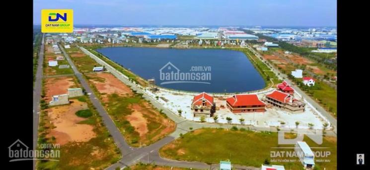 Cần bán đất KDC Tân Đô, Long An, gần Cầu Sáng, giá: 4 tỷ 1 - DT 260 m2 ảnh 0