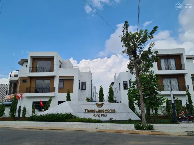 Quản lý rổ hàng nhà phố, biệt thự KDC Thăng Long Home Hưng Phú - sổ hồng - vay ngân hàng thoải mái ảnh 0
