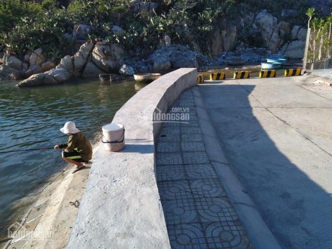 Bán- cho thuê nguyên căn nhà nghỉ dưỡng ngay mặt tiền đường bờ kè biển khu du lịch vịnh Vĩnh Hy ảnh 0
