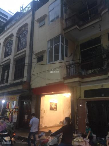 Nhà 4 tầng mặt phố Vĩnh Hồ 22m2 ảnh 0