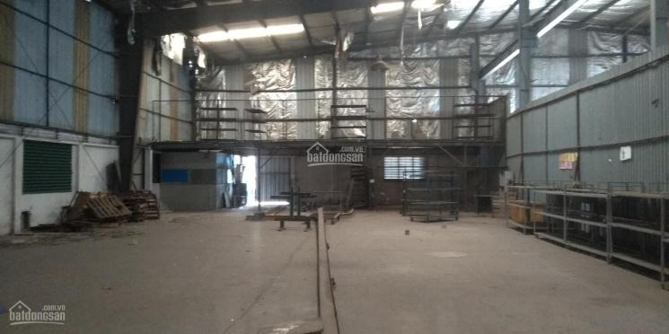 Cho thuê FT 1500m2 - 2000m2 kho xưởng tại Văn Bình - Thường Tín ảnh 0