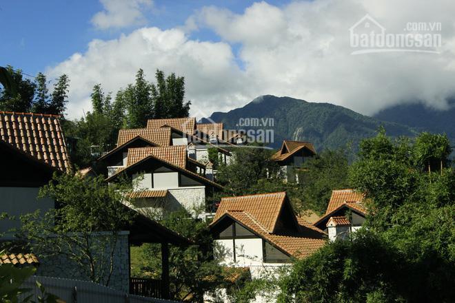 Đất Sapa khu biệt thự làng Pháp thiên đường của nghỉ dưỡng kế bên Garden Hill ảnh 0
