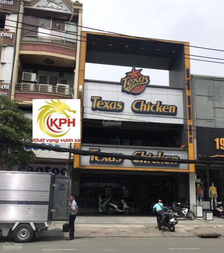 Cho thuê nhà mặt tiền đường Nguyễn Thái Sơn, cách ngã 4 Phan Văn Trị 20m, kế bên Vincom, vị trí đẹp ảnh 0