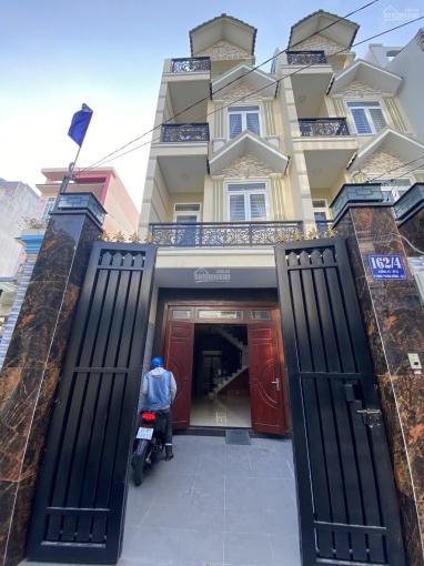 Chính chủ bán gấp nhà 1 trệt 2 lầu sân thượng, Bình Trưng Đông, Q2 ảnh 0