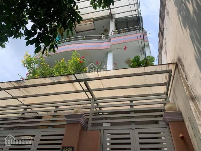 HXT Lương Thế Vinh, Tân Phú, 120m2, 6.5x21, 4T, biệt phủ hiếm, chỉ 7.3 tỷ, ngộp ảnh 0