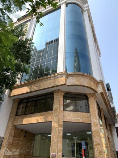 Cho thuê toà nhà Nguyễn Xiển, Thanh Xuân, HN. DT 130m2, 9 tầng, thông sàn, có thang máy, ĐH ảnh 0