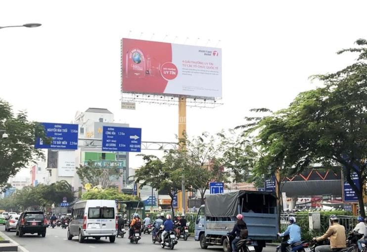 Chính chủ bán nhà mặt phố khu sân bay P2 TB Phổ Quang: 15x28m nở hậu, căn duy nhất, gần BV Tâm Anh ảnh 0