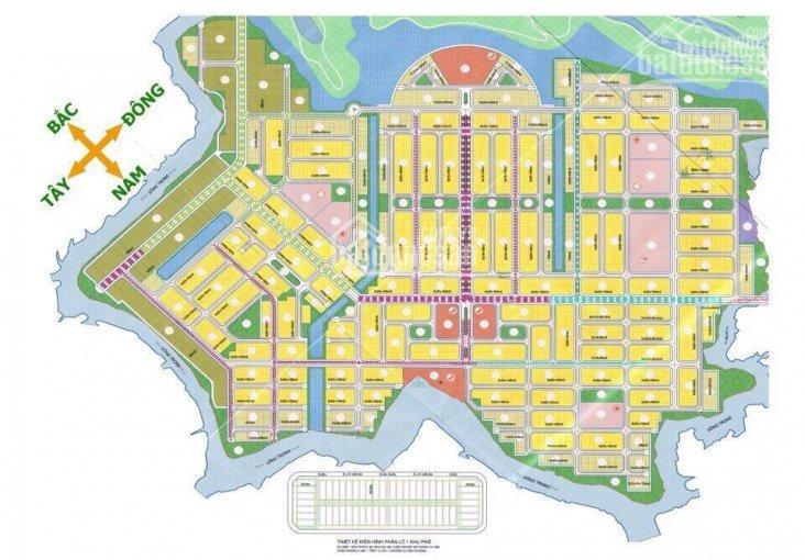Cần bán đất nền sổ đỏ Long Thành - Biên Hòa, nằm trong vị trí sân golf đẹp, giá 1,7 tỷ/nền ảnh 0