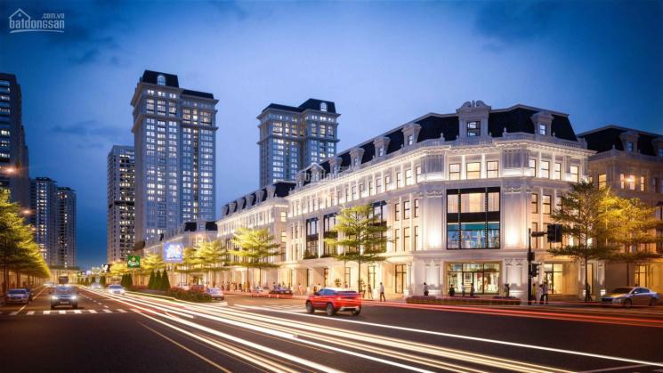 Bán shophouse mặt đường 22.5m và 40m giá tốt nhất Louis City Hoàng Mai. LH 0962.613.660 ảnh 0