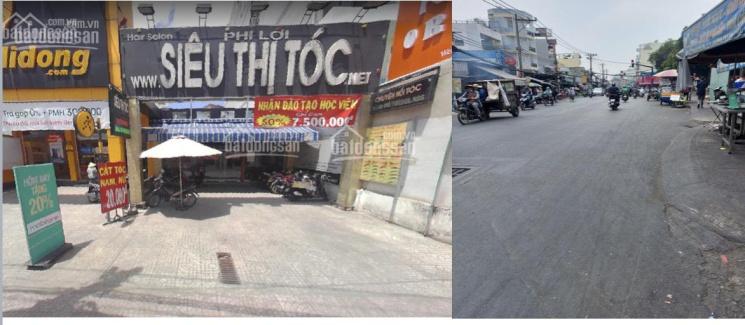 Nhà mặt tiền cho thuê đường Phan Văn Trị, P. 11, Q. Bình Thạnh, cần cho thuê giá 70tr/tháng ảnh 0