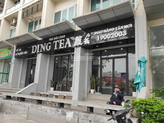 Cho thuê nhà tầng 1 tòa 86 Lê Trọng Tấn, Thanh Xuân. DT: 80m2 ảnh 0