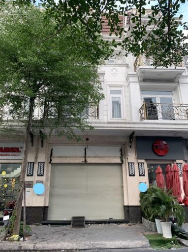 Cho thuê nguyên căn nhà phố mặt tiền Cityland Trần Thị Nghỉ, P. 5, Gò Vấp ảnh 0