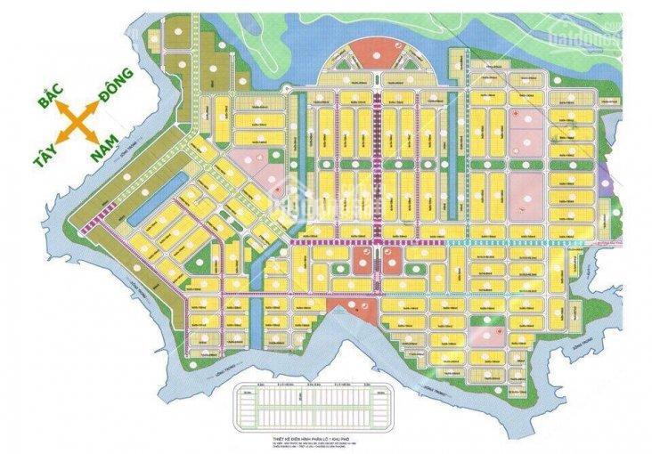 Cần bán nền biệt thự Biên Hòa New City, sổ đỏ, giá đầu tư, LH: 0902537816 ảnh 0