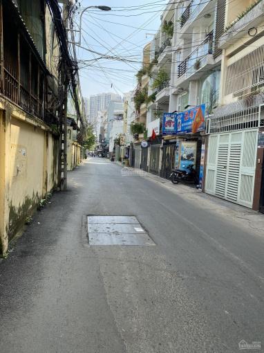 Bán nhà góc 2 mặt tiền đường Nguyễn Tri Phương - Bà Hạt, P8, Q10 4.5x11m, cấp 4 giá 5 tỷ 8 bớt lộc ảnh 0