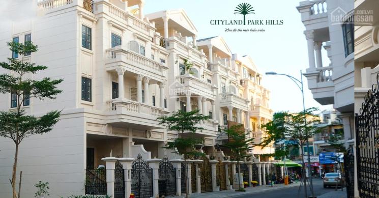Bán nhà Cityland Park Hills giá tốt 15.3 tỷ, đã có sổ hồng vào ở ngay ảnh 0