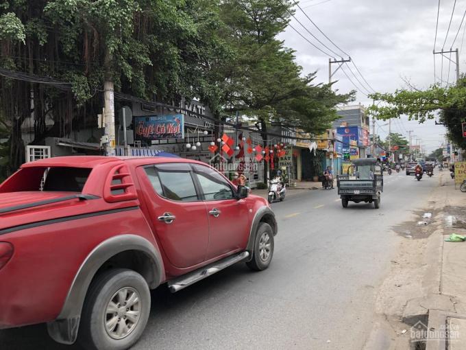 Nhà mặt tiền Hà Huy Giáp, P. Thạnh Lộc Quận 12. Cho thuê 40tr/tháng ảnh 0