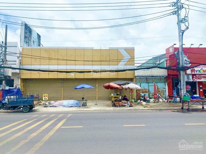 Cho thuê mặt bằng Phạm Hùng, P. 6, Quận 8, 22x20m, 1 trệt 1 lầu. Thông tin chính xác ảnh 0