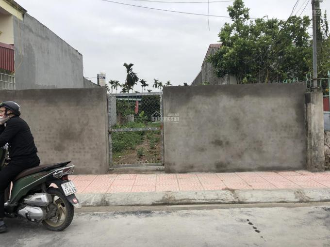 Bán đất nền mặt ngõ 604 Phạm Văn Đồng, Dương Kinh, DT 7x25m, giá 13,5tr/m2 ảnh 0