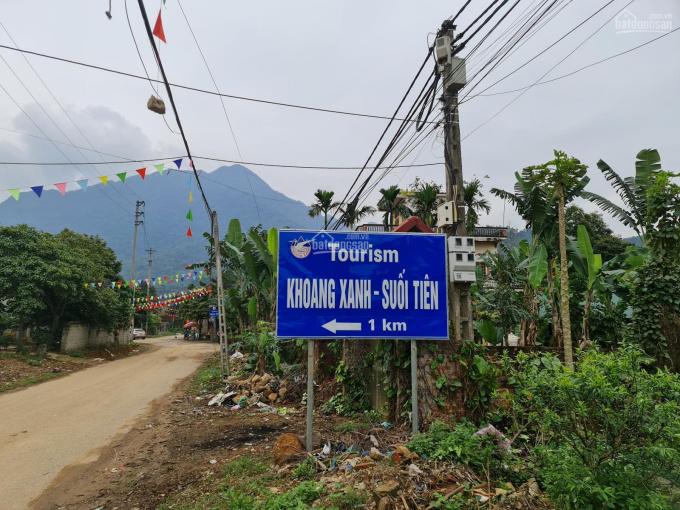 Bán lô đất 20m mặt tiền xã Vân Hòa giá 3,x triệu/m2 ảnh 0